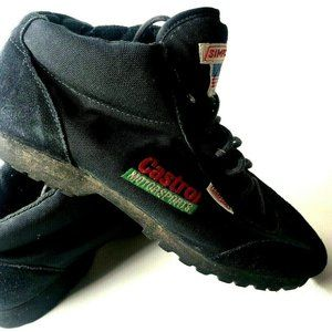 Simpson Race Products USA Mens Race Shoes Size 10